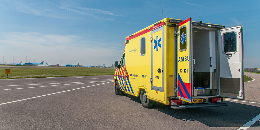Airport Ambulance - Airport Medical Services