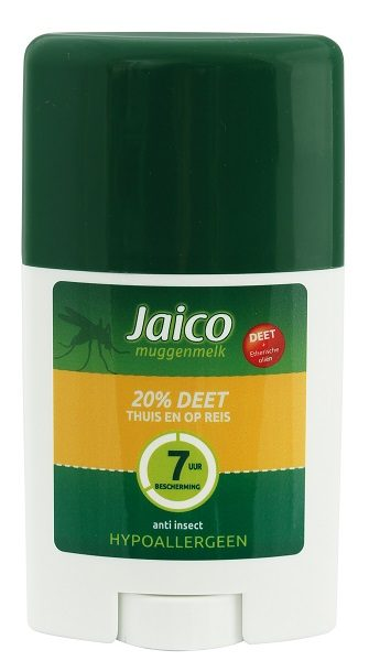 Travelsafe Jaico 20% Deet stick