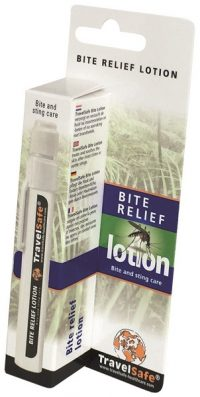 Travelsafe Steek & Beet kalmerende lotion in verpakking