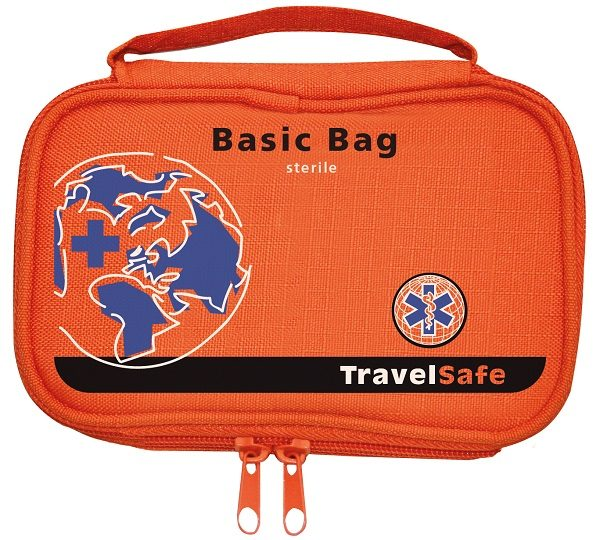 Oranje Travelsafe Steriele Basis EHBO kit