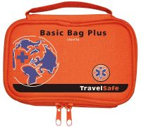 Oranje Travelsafe Steriele Basis Plus EHBO kit