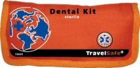 Oranje Travelsafe Gebit kit (14 delig)