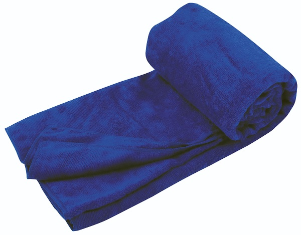 Reishanddoek royal blue XL
